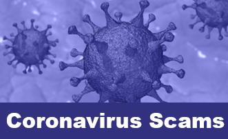 Escroqueries de coronavirus à la hausse