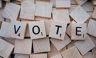 Informations de vote importantes