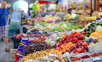 Shop Local, Shop Farmers Markets!