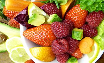 Enjoy Fresh Fruits & Vegetables!